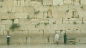 Kotel. El Muro Occidental