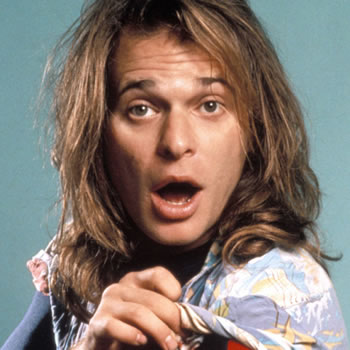 Judio Famoso: David Lee Roth